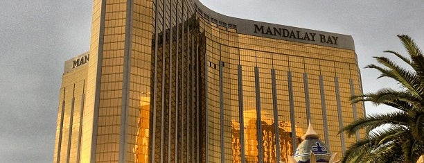 Mandalay Bay Resort and Casino is one of Hoteles donde estuve.