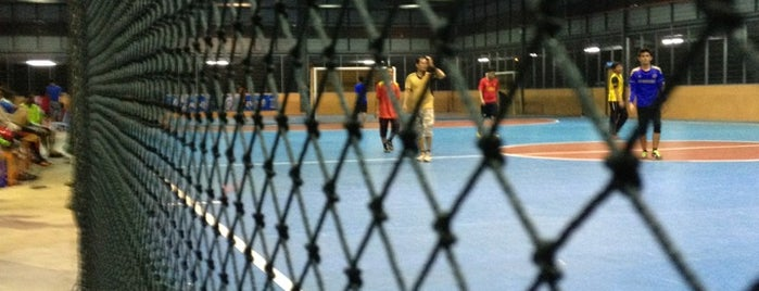 All Stars Futsal is one of Go Outdoor, MY #6.