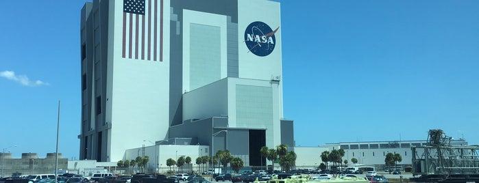 NASA Turn Basin Viewing Site is one of Spring Break 2012.