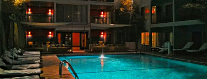 Sunset Marquis is one of Los Angeles Lifestyle Guide.