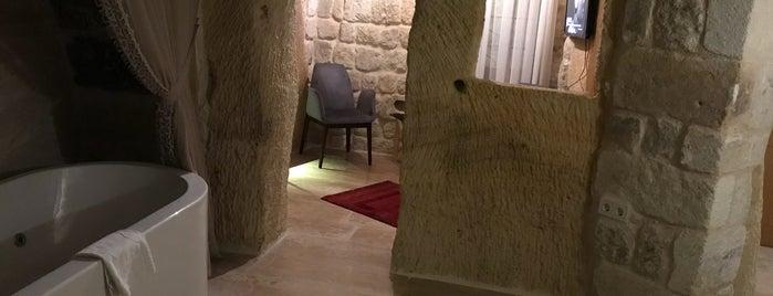 Acropolis Cave Suites is one of Butik Otel.