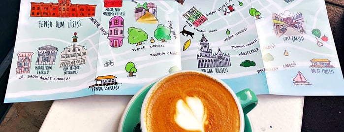 Balat Coffee & Guide is one of Istanbul.