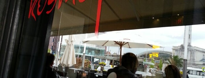 Kosmopol is one of My favorite places in Leuven, Belgium  #4sqCities.