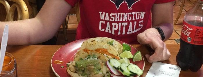 La Placita Taqueria is one of Cheap Eats in the DMV.