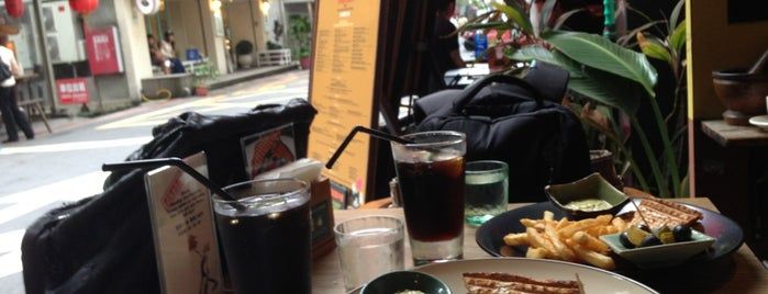 Toasteria Cafe is one of 東區.