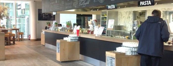 Vapiano is one of Restaurants.