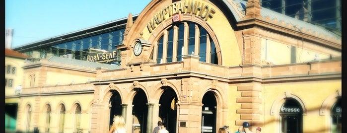 Erfurt Hauptbahnhof is one of Bahnhöfe Deutschland.