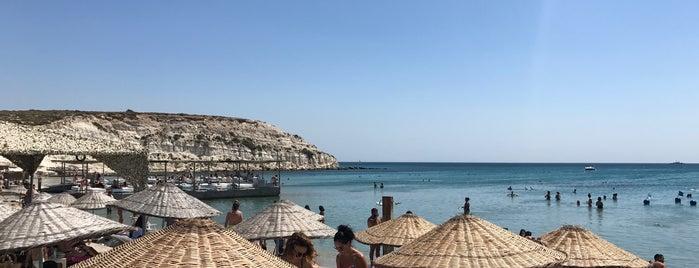 Çeşme Fly İnn Beach is one of To Do List.