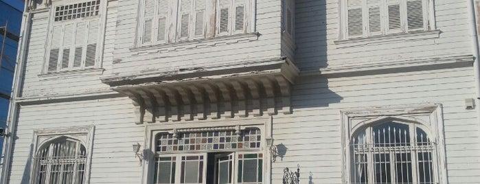 Mudanya Mütareke Evi Müzesi is one of bursa.