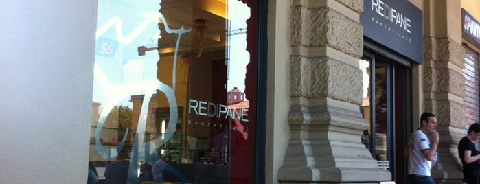 Redipane is one of Bologna city.