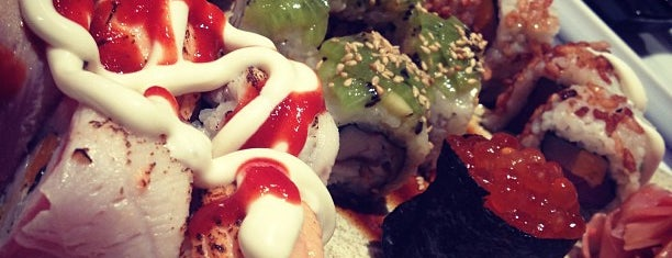 Mori Sushi is one of Cairo's Best Spots & Must Do's!.