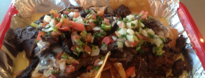 Changos Taqueria is one of Places I want to try out II (eateries).