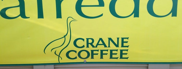 Crane Coffee is one of Don't knock it til you try it.
