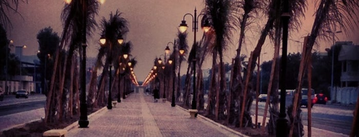 Tahlia Walk is one of Jeddah.