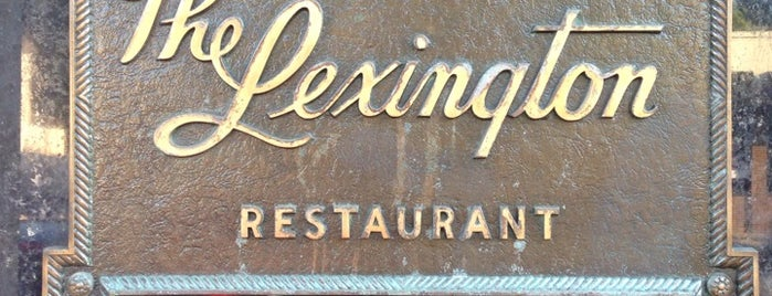 The Lexington Restaurant is one of Twin Cities (Mpls/StPaul) Restaurants.