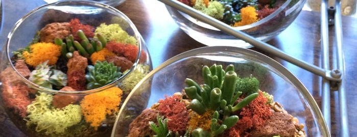 Utsuwa Floral Design is one of The 13 Best Flower Shops in San Francisco.