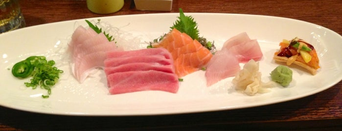 Amura Japanese Cuisine is one of BYOB NYC.
