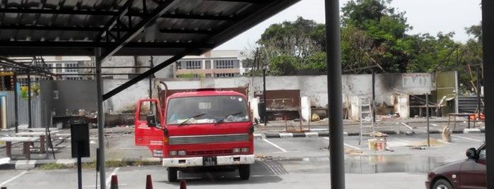 Medan Sukma is one of Food Court.