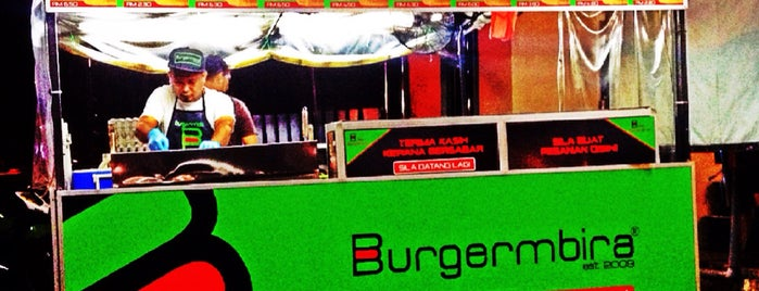Burgermbira is one of Top picks for Burger Joints.