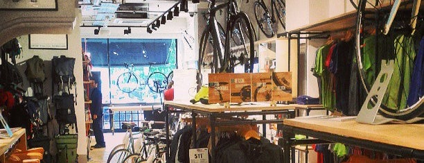 Kinoko Cycles is one of Specialty Coffee Shops Part 2 (London).