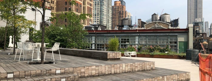 Foursquare Roof Deck is one of NEW YORK 6.