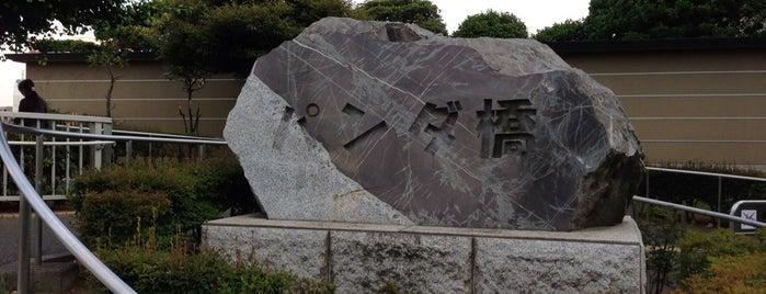 Panda Bridge is one of 景色◎.