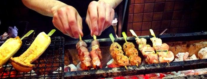 Bincho Yakitori is one of To-EAT-List.