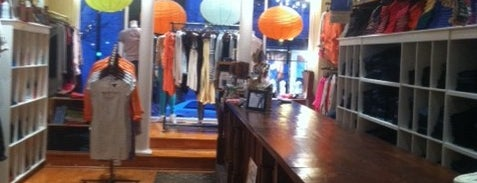 The Blues Jean Bar is one of Boutiques.