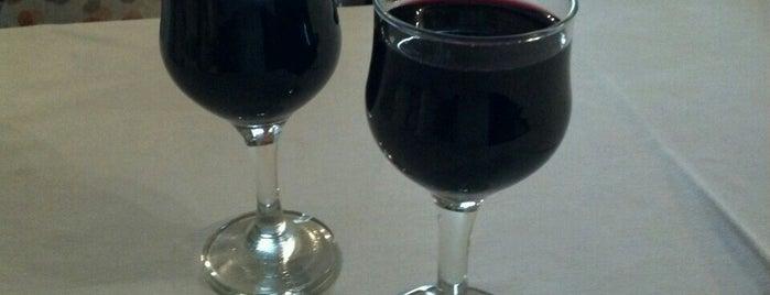 Еда и Вино is one of Georgia_in_spb.