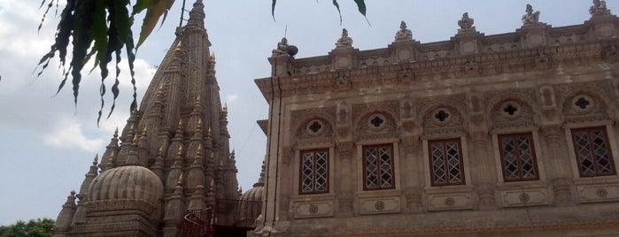 Mahadji Shinde Chhatri is one of Pune #4SqCities.