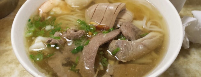 Grand Bo Ky Restaurant 波記潮州小食 is one of Real Cheap Eats NYC.