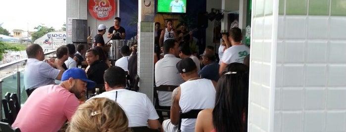 Restaurante e Choperia Ilha do Sol is one of Lugares onde Comer Itz.