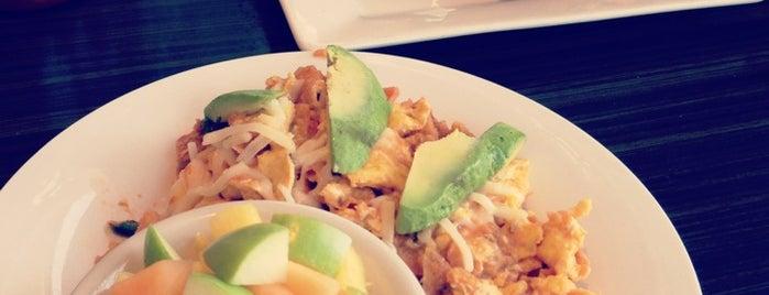 Gratifi Kitchen + Bar is one of Houston Press 2012 - 100 Favorite Dishes.