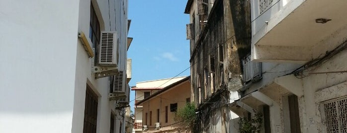 Stone Town is one of ZanziTrip.