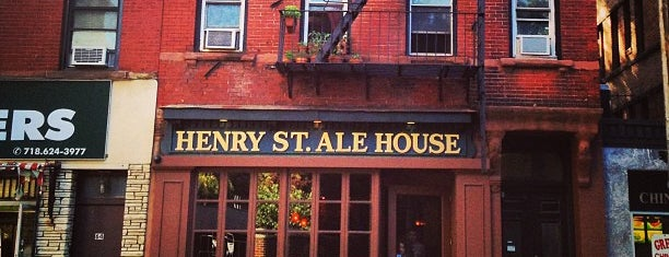 Henry Street Ale House is one of NYC Brooklyn.