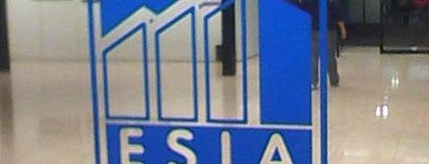 Escuela Superior de Ingenieria y Arquitectura is one of DF Todas.