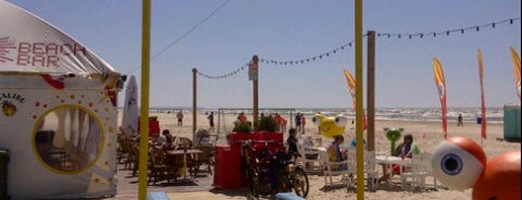 Red Sun Buffet Beach Bar is one of worth visiting in Liepaja.