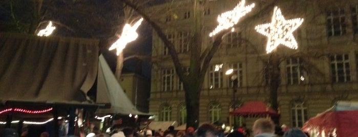 Weihnachtsmarkt Spandau is one of Events.