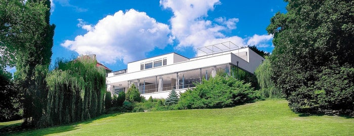 Vila Tugendhat is one of museos.