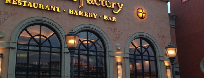 The Cheesecake Factory is one of All-time favorites in United States.
