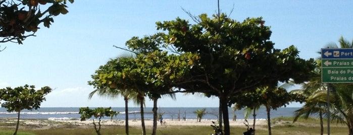 Praia da Avenida is one of Cidades - Praias.
