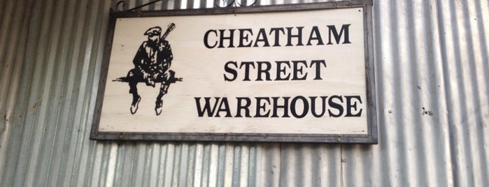 Cheatham St Warehouse is one of San Marcos, TX.