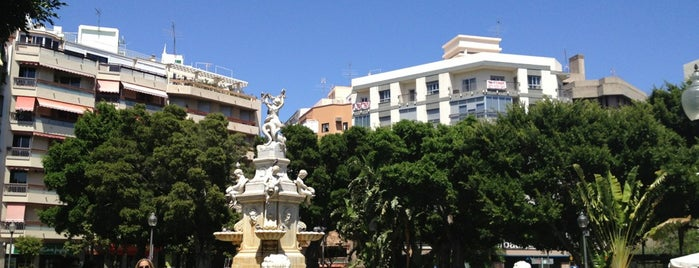 Plaza Weyler is one of Turismo por Tenerife.