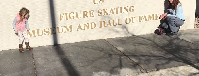 Figure Skating Hall of Fame is one of Things to See.