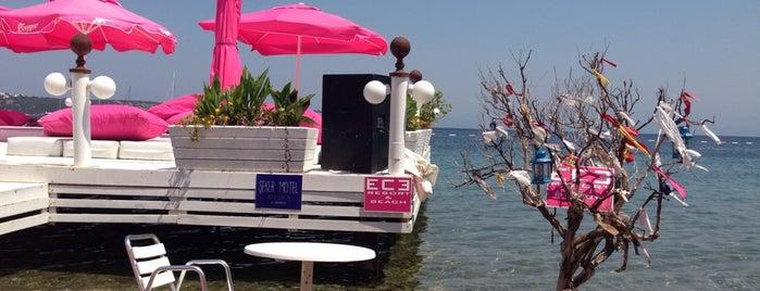 Ece Resort & Beach is one of 2018.