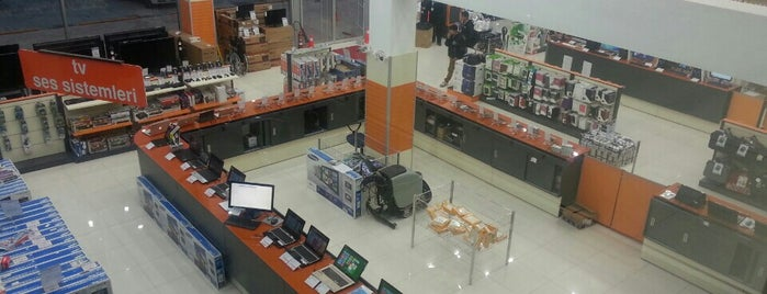 Vatan Bilgisayar is one of Ankara AVM ve mağazaları.