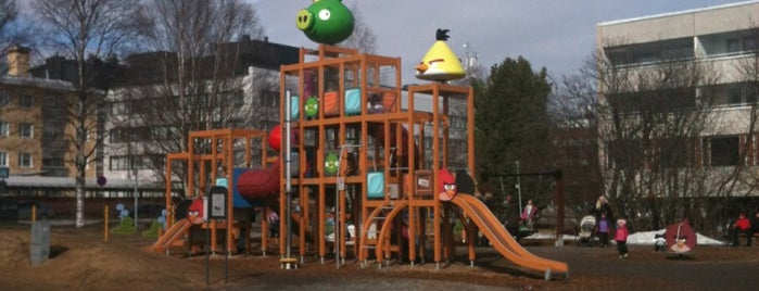 Angry Birds Activity Park is one of Rovaniemi in 5 days!.