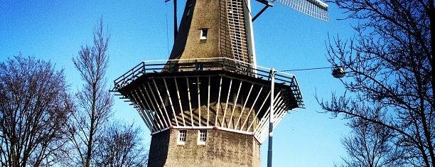 Molen De Gooyer is one of To-do in Amsterdam.