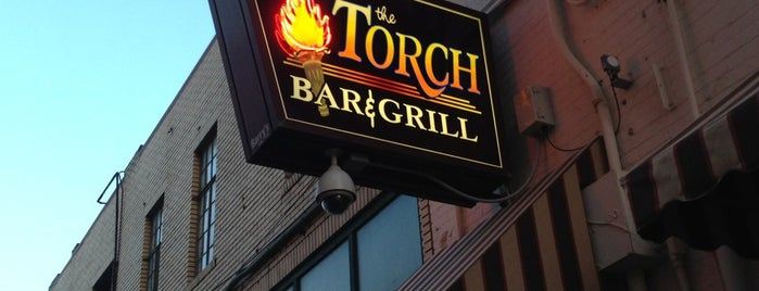 The Torch Bar and Grill is one of Best Burgers Around the Country.