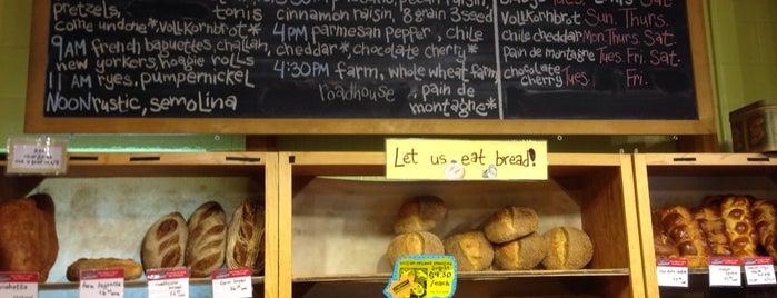 Zingerman's Bakehouse is one of Michigan Breakfast.